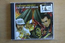 The Symphony Project  ‎– Cut Up And Drive  (C301)