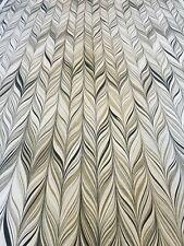Schumacher Firenze By Mary Mcdonald  Curtain Craft Fabric 2 Metres Linen Mix