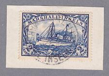 Marshall-Inseln 23 gestempelt