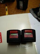 1 batterie hilti 14,4 v a glissiere