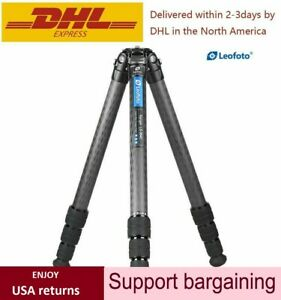 Leofoto LS-364C Tripod Carbon Fiber Tripod Professional Camera Tripod with bag