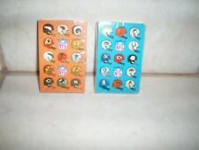 VINTAGE NFL PLAYING CARDS from 1960
