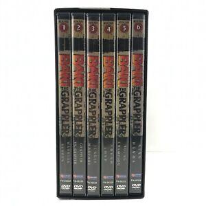 Baki The Grappler Box Set 1-6 (DVD, 2007, 6-Disc Set)