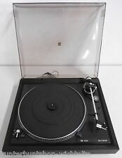 RARITÄT DUAL CS 506 Plattenspieler Turntable 2-Speed Belt Drive Turntable TOP