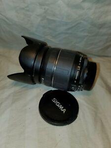 Tamron AF LD IF 28-300mm F3.5-6.3 185D Aspherical Macro Lens JAPAN Nikon As is