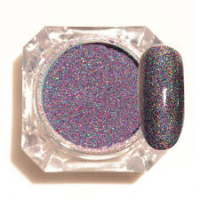 Mixed Starry Holographic Laser Powder Nail Art Glitter Powder Beauty