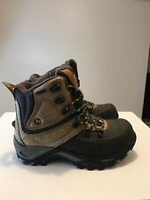 Merrell Whiteout 8 Women's Sz 6.5 Waterproof 400g Insulated Hiking Boots Tan