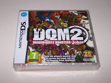 DQM2 DRAGON QUEST MONSTERS  Nintendo DS - UK PAL - NEW FACTORY SEALED - EXC COND