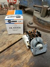 New DS346 Headlight Switch 1988-1998 Dodge Chrysler Caravan Town Country Napa
