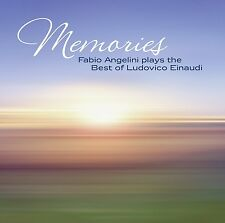 FABIO ANGELINI - FABIO ANGELINI PLAYS THE BEST OF LUDOVICO EINAUDI  CD NEU