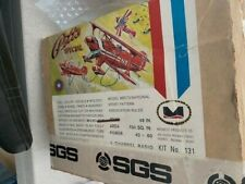 """Midwest Pitts Special. RC model Kit.  48"""" span"""
