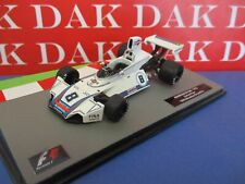 Die cast 1/43 Modellino Auto F1 Brabham BT44 B 1975 C.Pace