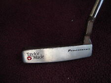 "Taylor Made (PRO-FORMANCE) Putter: 35""; Man's R/H -GOOD COND!"