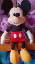 "Peluche / Plush MK 11P / MICKEY 11"" Disneyland Paris"