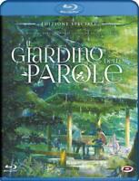 Il Giardino Delle Parole (Special Edition) (Blu-Ray) DYNIT