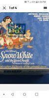 DISNEY SNOW WHITE SERIES II - (22) NEW SEALED JUMBO PACKS  (NO BOX) JUST PACKS