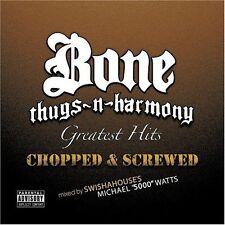 Bone Thugs-N-Harmony - Greatest Hits (Chopped & Screwed) [New CD]