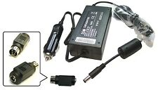 DMTech TV 12V 5A 4 pines coche mechero adaptador de corriente 12v 30V entrada