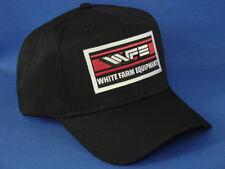 White Farm Equipment - Black Hat - WFE Logo