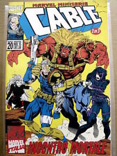 CABLE - Miniserie n°20 1995 episodio 2 di 3 ed. Marvel Italia  [SP9]