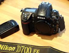 Nikon D700 DSLR Camera Body  Battery & Charger