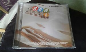 Now Thats What I Call Music by Various no 8  (CD, Numbered Now) 2 cd album
