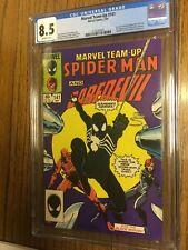 MARVEL TEAM-UP  #141  Spider-Man & Daredevil  5/84  CGC 8.5