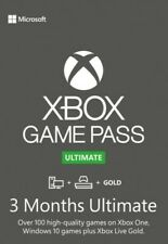 Xbox Live Gold + Game Pass Ultimate 3 Month Code - 6 x 14 Day Key - INSTANT 24/7