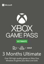 Xbox Live Gold + juego Pass Ultimate código de 3 meses - 7 X 14 días clave instantáneo 24/7
