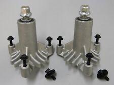 2 x SPINDLE ASSEMBLYS FOR HUSQVARNA & CRAFTSMAN MOWERS 532 13 07-94 SPINDLES