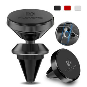 360 Rotating Car Magnetic Air Vent Bracket Mount Holder Stand For Cell Phone GPS