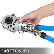 Pressatrice manuale per raccordi tubo rame a pressare matrici V 12 15 18 22 mode