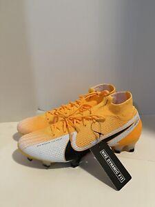 Nike Mercurial Superfly 7 Elite FG  Men's Soccer Cleats  AQ4174 801 Size 10
