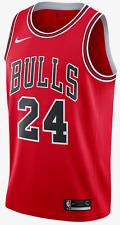 Original Nike NBA Lauri Markkanen Chicago Bulls Swingman Trikot, Größe M (44)