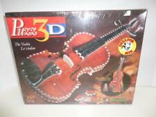 Puzz 3D Puzzle VIOLIN NEW! FAC SEALED!