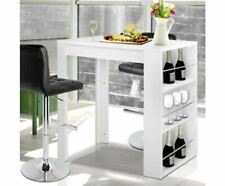 Artiss 3 Level Storage Bar Table Durable and Hard-wearing AU Stock