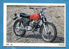 MOTO - Ed. Raf - Figurina/Sticker n. 42 - PUCH -Rec