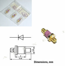 3A603A USSR Military GaAs Multiplier diode 100GHz 0.4W Oty:1