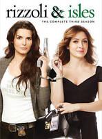 DVD'S TV, Rizzoli & Isles The Complete Third Season