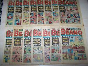 15 Beano '82~23/1,13,20,27/2,24/4,8,22,29/5,19/6,3,10,24/7,14/8,9/10,27/11 (123)