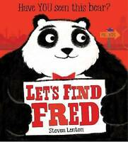 Let's Find Fred by Scholastic Children's Books, Steven Lenton (Paperback, 2017)