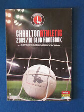 Charlton Athletic 2009/10 Handbook - Doubled as 8/8/09 Wycombe Programme