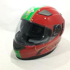 VIPER RS-V9 FULL FACE WALES WELSH FLAG MOTORCYCLE MOTORBIKE HELMET