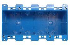 LUTRON GRAFIK OCCHIO Indietro Box Per Serie 3000 nuova scatola di plastica muro a secco CODICE 245254
