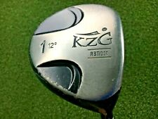 KZG RBT 360 Driver 12* / RH / Senior Graphite / Lamkin Grip / mm3776