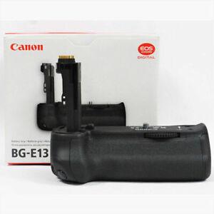 Genuine Canon BG-E13 Battery Grip for EOS 6D Camera  very good, 150€ +warranty