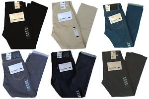 New Men's Levis 511 Slim Fit Zipper Fly Commuter Jeans Trousers Pants For Bikers