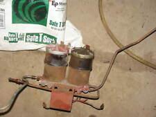 Oliver 1850 Tractor 354 Perkins Diesel Engine Fuel Filter Housing