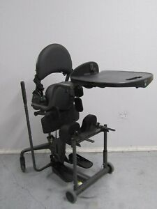 EASYSTAND EVOLV MEDIUM STANDING FRAME WHEELCHAIR USERS. 4' TO 5'6 , 200 LBS CAP.