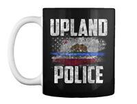 Upland Police Gift Coffee Mug